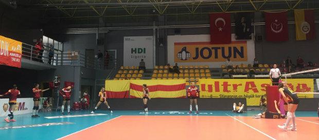 Galatasaray 3-1 Seramiksan
