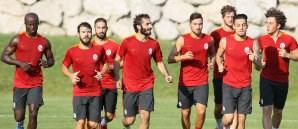 Galatasaray Futbol Takımı'nın Hazırlık Maçı Programı