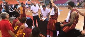 Girit Turnuvası | Hapoel Jerusalem 87-94 Galatasaray