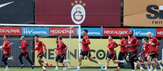 Beşiktaş maçı hazırlıkları başladı