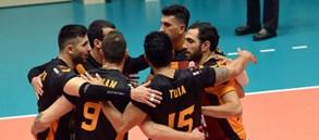 Galatasaray HDI Sigorta 3 - 0 Afyon Belediye Yüntaş