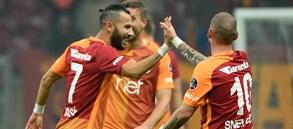 Galatasaray 3 - 1 Bursaspor