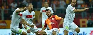 Galatasaray 1 – 1 MP Antalyaspor