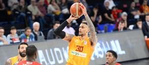 Galatasaray Doğa Sigorta 70 - 66 Gaziantep Basketbol