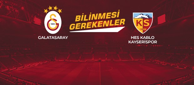Opta Facts | Galatasaray - Hes Kablo Kayserispor