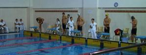 Türkiye Kısa Kulvar Yüzme Şampiyonası Ön Elemeleri Yapıldı