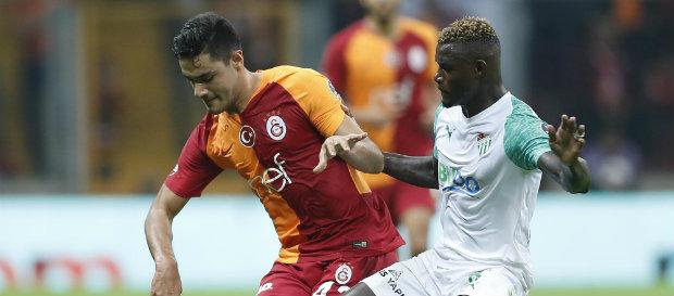 Galatasaray 1-1 Bursaspor