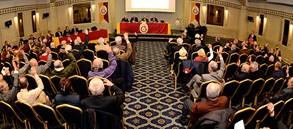 Ocak Ayı Divan Toplantısı gerçekleşti