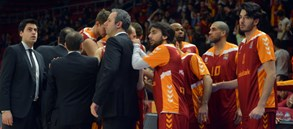 Play-off'ta rakibimiz Anadolu Efes