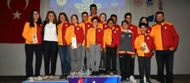TYF Spor Toto Yıldızlar Kupası Optimist ve Laser Yarışları'nda dereceler