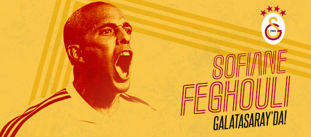Feghouli Galatasaray'da