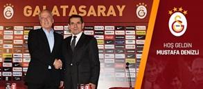 Mustafa Denizli Galatasaray'da