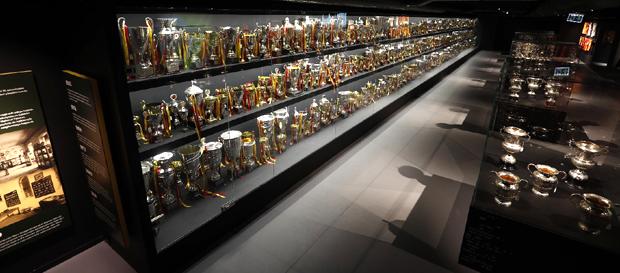 Kupaların adresi Galatasaray Stadyum Müzesi