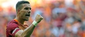 Podolski: Taraftarlar bizim için çok önemli
