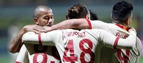 Tuzlaspor 0 - 4 Galatasaray