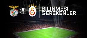 OPTA Facts   SL Benfica - Galatasaray