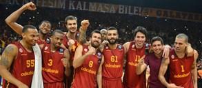Akın Çorap Yeşilgiresun Bld. 84–87 Galatasaray Odeabank