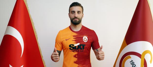 """Alpaslan Öztürk: """"Galatasaray'a istendiğimi hissederek geldim"""""""
