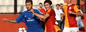 UEFA Gençler Ligi: Galatasaray 1-1 Real Madrid