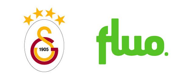 Galatasaray ve Fluo'dan iş birliği