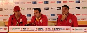 Maç Sonu: Fernando Muslera ve Albert Riera