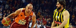 Play-Off | Maça Doğru: Fenerbahçe Ülker - Galatasaray Liv Hospital