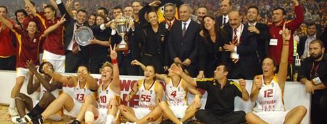 FIBA Eurocup Zaferinin 5. Yılı