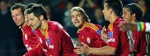Galatasaray 4 - Diyarbakırspor 1