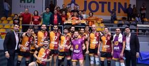 Galatasaray HDI Sigorta 3-0 Maliye Piyango