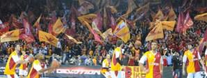Maça Doğru: Galatasaray Medical Park - Antalya BŞB