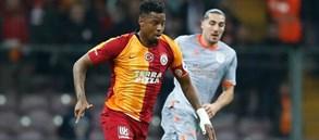 Galatasaray 0 - 1 Medipol Başakşehir