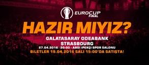 Strasbourg Maçının Biletleri Satışa Çıkıyor