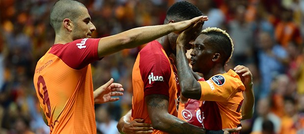 Galatasaray 1-0 Göztepe