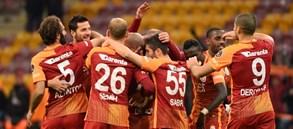 Galatasaray 5 - 1 Alanyaspor
