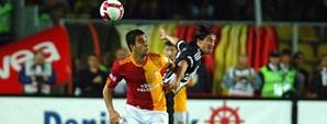 Galatasaray 3 – Beşiktaş 0