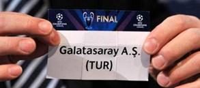 Galatasaray'ın Şampiyonlar Ligi maç programı belli oldu