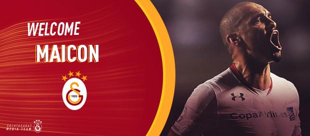Maicon Galatasaray'da