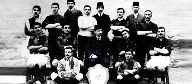 Aşiyan'da ve Galatasaray'da Tevfik Fikret