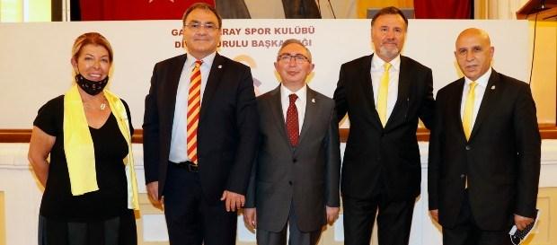 Divan Kurulu Başkanlığına Aykutalp Derkan seçildi