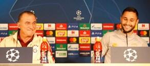 Real Madrid maçı öncesi basın toplantısı düzenlendi