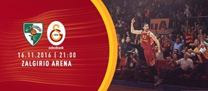 Maça Doğru | Zalgiris Kaunas – Galatasaray Odeabank