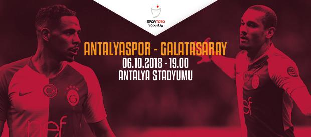 Maça doğru | Antalyaspor - Galatasaray