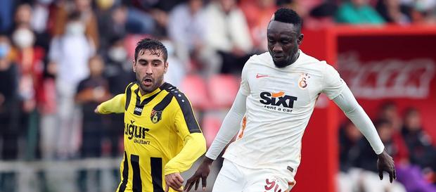Galatasaray 3-3 İstanbulspor
