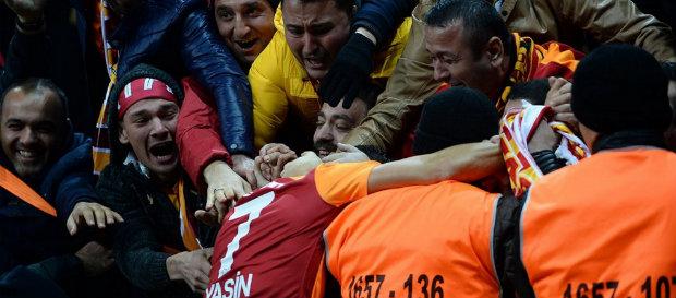Süper Lig | Galatasaray 3-2 Akhisar Belediyespor