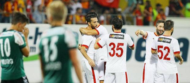 Hazırlık Maçı | Ried 2-3 Galatasaray