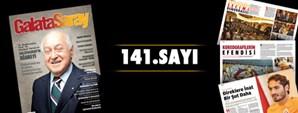 Galatasaray Dergisi'nin 141. Sayısı Yayında