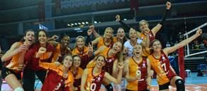 Maça Doğru: Galatasaray Daikin - Dinamo Krasnodar