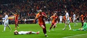 Galatasaray 3-2 Kardemir Karabükspor