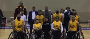 Galatasaray 64 – 45 Bağcılar Belediye Engelliler Spor Kulübü