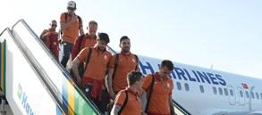 Galatasaray Gaziantep'te